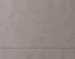 Элитное покрывало Country с мережкой коричневое от Luxberry
