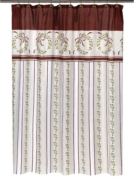 Шторки для ванной Шторка для ванной 178x183 Carnation Home Fashions Victorian Christmas elitnaya-shtorka-dlya-vannoy-victorian-christmas-ot-carnation-home-fashions-ssha-kitay.jpg