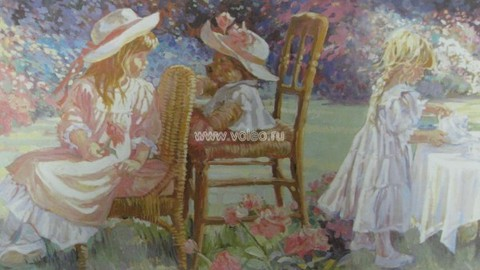 Бордюр Aura Honey Bunny PR3934BYK, интернет магазин Волео