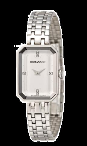 Купить Наручные часы Romanson RM4207LWWH по доступной цене
