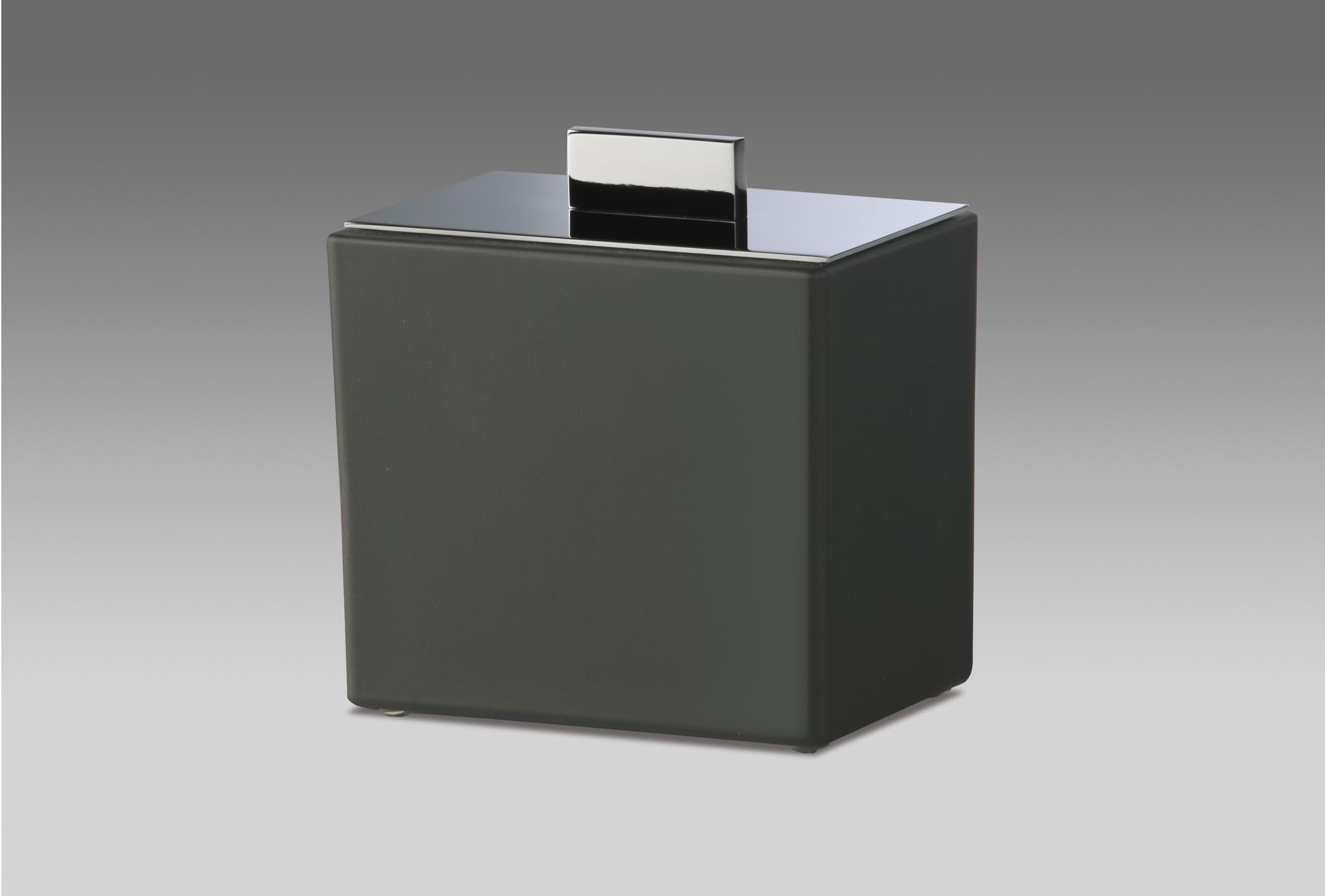 Баночки для косметики Емкость для косметики Windisch 88318NCR Frozen Crystal banochka-88318-frozen-crystal-ot-windisch-ispaniya-chernaya.jpg