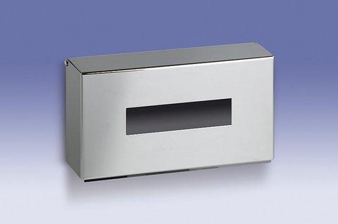 Салфетница прямоугольная 87130CR Metal от Windisch