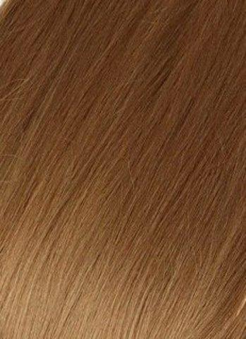 Чудо-набор -Оттенок   7 светло-коричневый золотистый 38 см вес набора 125 грамм