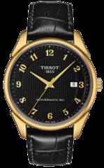 Наручные золотые часы Tissot T-Gold T920.407.16.052.00