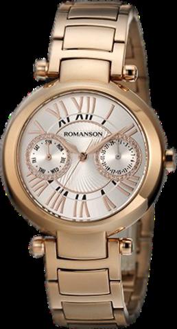 Купить Наручные часы Romanson RM2612BLRWH по доступной цене