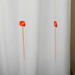 Элитная шторка для ванной Tudela C. Orange от Arti-Deco