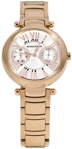 Купить Наручные часы Romanson RM2612BLCWH по доступной цене