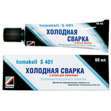 Клей Холодная сварка Homakoll S 401 60мл