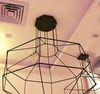светодиодная люстра  Wireflow