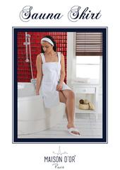 SKIRT - СКИРТ-набор женский для сауны / Maison Dor(Турция)