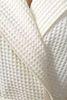 Элитный халат вафельный Polo от Caleffi