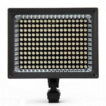 ���������� ���� Professonal Video Light LED-187A ����� 187 ����������� �� ����������� ������������ � 16 �����, ������ ������������