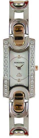 Купить Наручные часы Romanson RM5169QLJWH по доступной цене