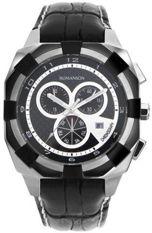 Купить Наручные часы Romanson TL8241HMWBK по доступной цене