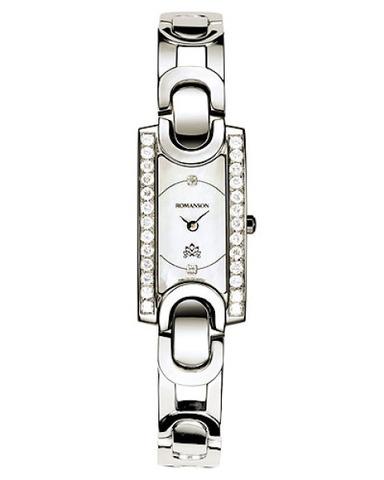Купить Наручные часы Romanson RM5169QLWWH по доступной цене