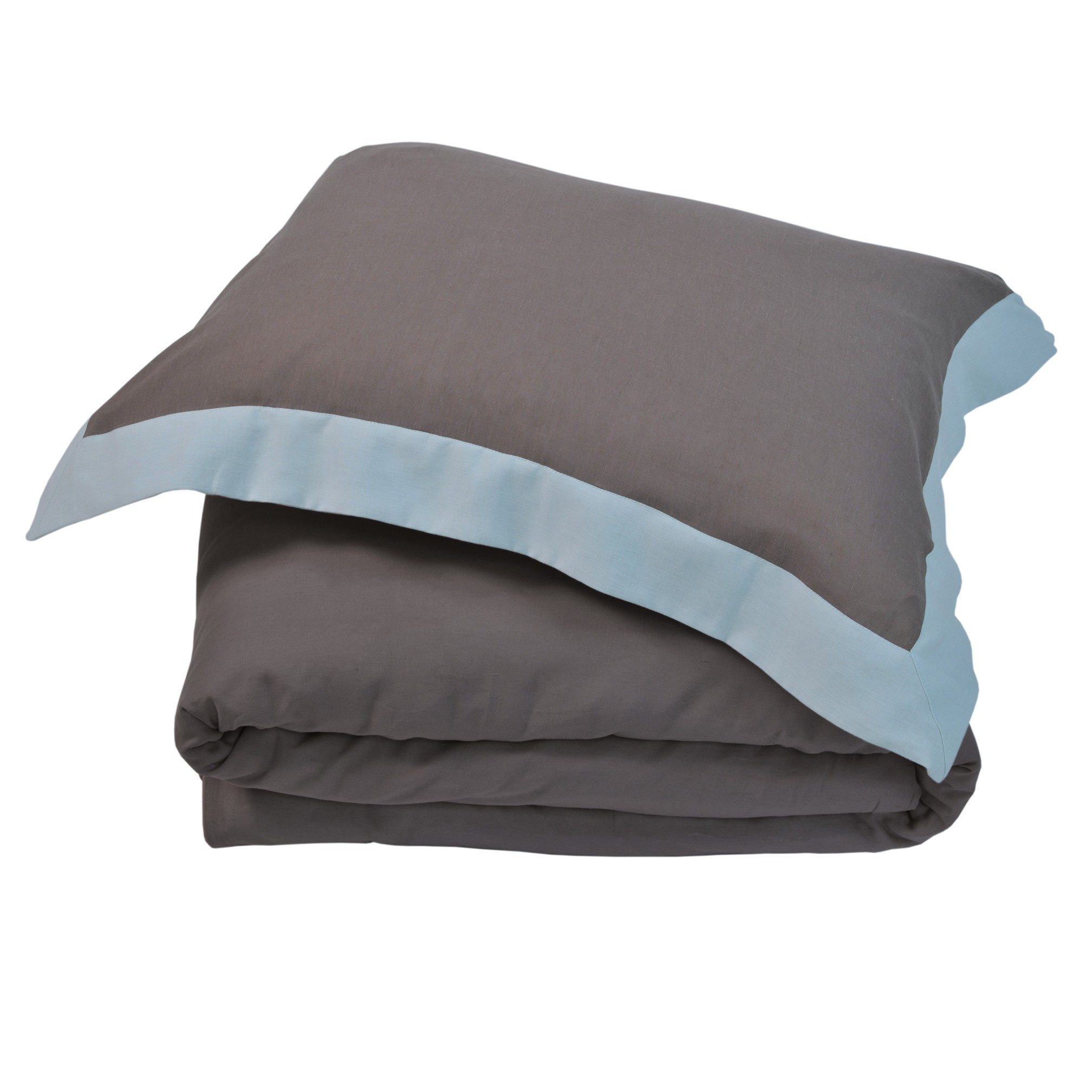 Комплекты Постельное белье 2 спальное евро Casual Avenue Hampton коричневый-морская пена elitnoe-postelnoe-belie-hampton-chestnut-seafoam-ot-casual-avenue-turtsiya.jpg