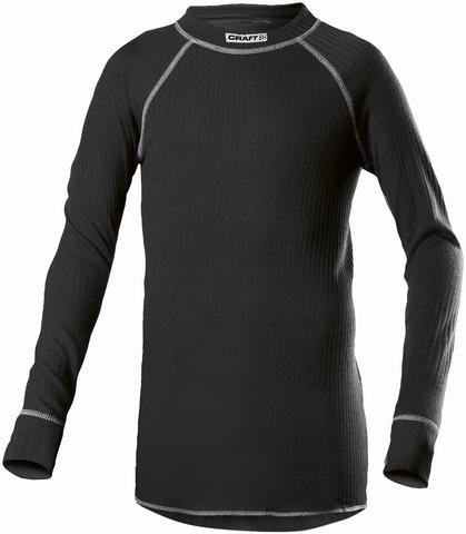 Термобельё Рубашка Craft Active детская черная
