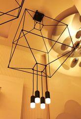 светодиодная люстра Wireflow by Vibia 4 lamps