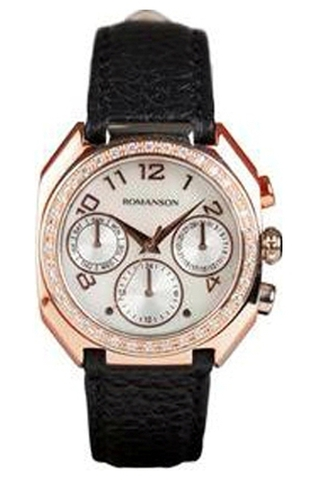 Купить Наручные часы Romanson RL1208BLRWH по доступной цене