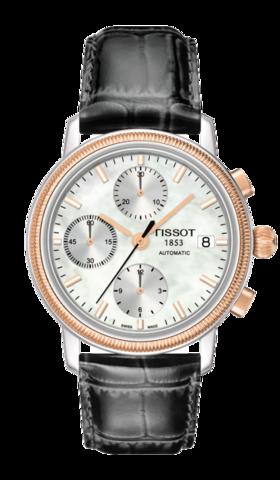 Купить Наручные золотые часы Tissot T-Gold T71.1.478.71 по доступной цене