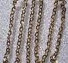 Цепь (цвет - золото) 5,5х3,5 мм,  50 см ()