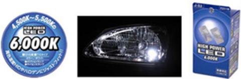 Дополнительные габаритные лампочки POLARG J-53