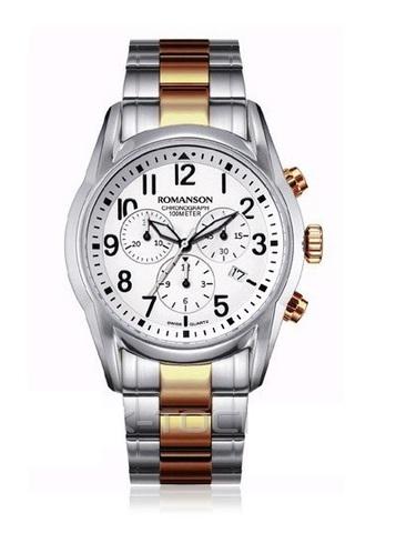 Купить Наручные часы Romanson AM0333HMCWH по доступной цене
