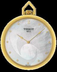 Женские часы Tissot T-Pocket T82.4.502.76
