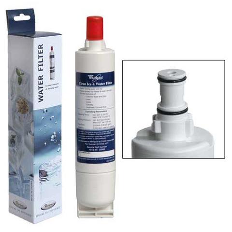 Водяной фильтр для холодильника Whirlpool | фильтр для льдогенератора Whirlpool | фильтр Maytag, см. 484000008726