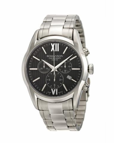 Купить Наручные часы Romanson AM2641HMWWH по доступной цене