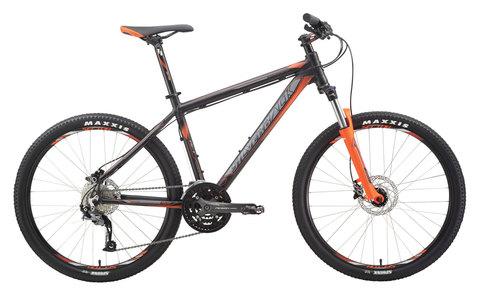 Silverback Stride 10 (2015)черный с оранжевым