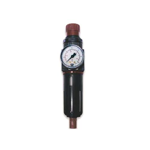 Сепаратор с регулятором 20 мк с манометром (F1/4