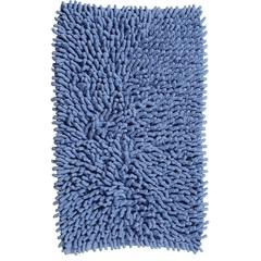 Элитный коврик для ванной Basics Blue от Kassatex
