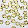 2058 Стразы Сваровски холодной фиксации Crystal Luminous Green ss30 (6,32-6,5 мм) ()