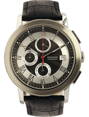 Купить Наручные часы Romanson TL8252HMWBK по доступной цене