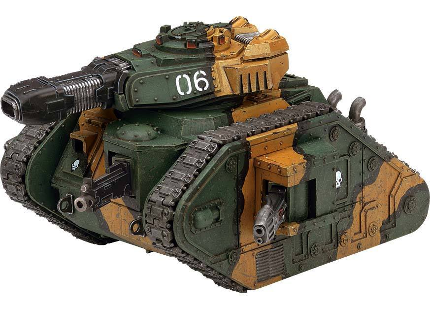 Astra Militarum Leman Russ Demolisher
