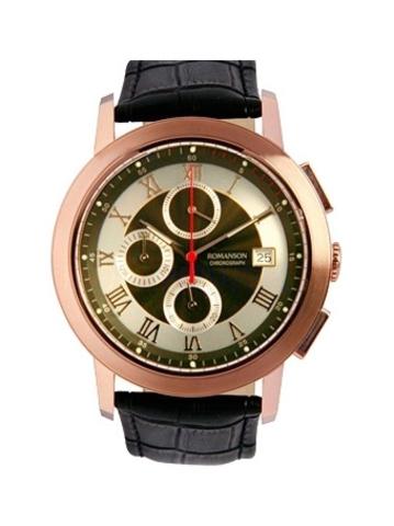 Купить Наручные часы Romanson TL8252HMRBK по доступной цене