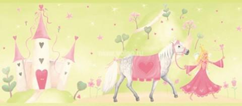 Бордюр Aura Honey Bunny YK0197BD, интернет магазин Волео