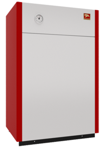 Газовый напольный котёл Лемакс Лидер-50