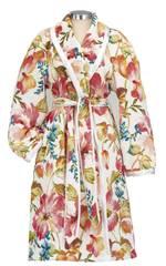 Элитный халат шенилловый Hibiskus Nicole от Feiler