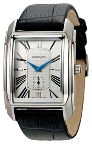 Купить Наручные часы Romanson TL2629JMWWH по доступной цене