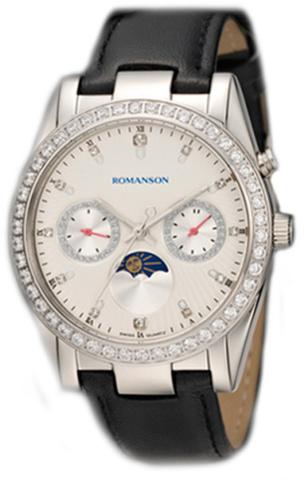 Купить Наручные часы Romanson RL4210QLWWH по доступной цене