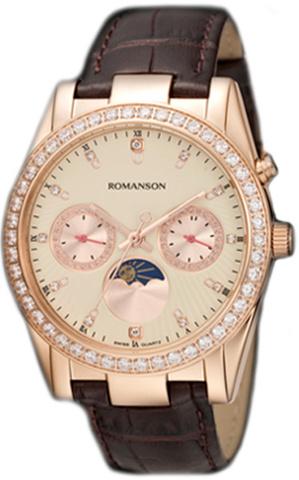 Купить Наручные часы Romanson RL4210QLJBR по доступной цене