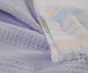 Набор полотенец 3 шт Luxberry Акварель розовый