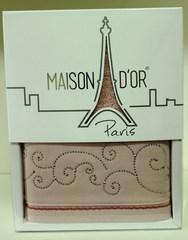 DALYY - ДАЛИИ полотенце махровое в коробке Maison Dor(Турция).