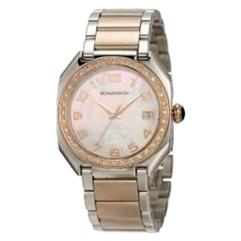 Купить Наручные часы Romanson RM1208QLJWH по доступной цене