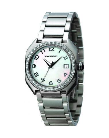 Купить Наручные часы Romanson RM1208QLWWH по доступной цене