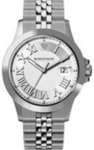 Купить Наручные часы Romanson TM0361LWWH по доступной цене