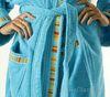 Элитный халат махровый бирюзовый Yupi от Caleffi