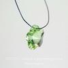 6744 Подвеска Сваровски Цветочек Peridot (14 мм) ()